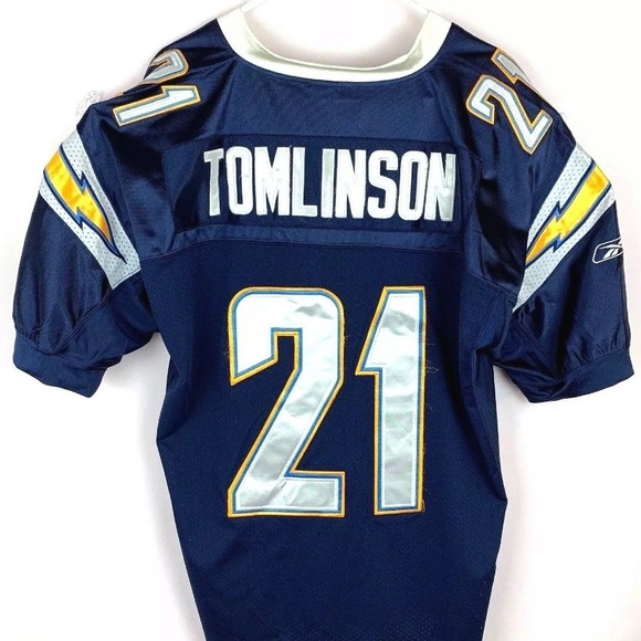 350a6c4f LaDainian Tomlinson San Diego Chargers Jersey